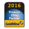 2016 Goldmine Premier Elite Partner