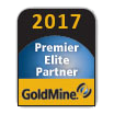2017 Goldmine Premier Elite Partner
